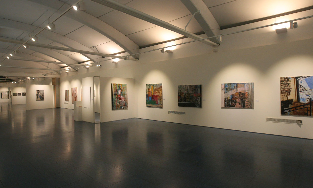 Prorrogada la exposición de las artistas ganadoras del Premio Sala Baluarte en el 84 Salón de Otoño de Madrid