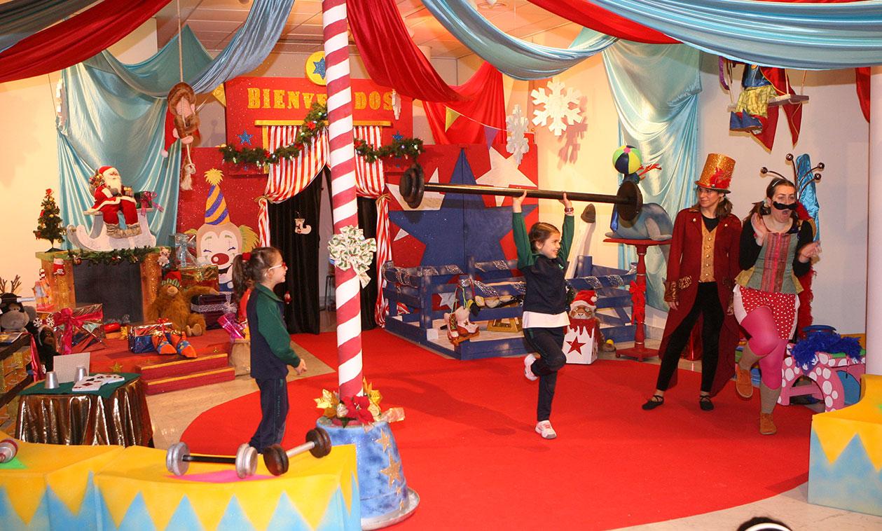 """Las Historias Decoradas """"Cuento de Navidad"""" reciben la visita de más de 2.000 escolares de Infantil y Primaria"""
