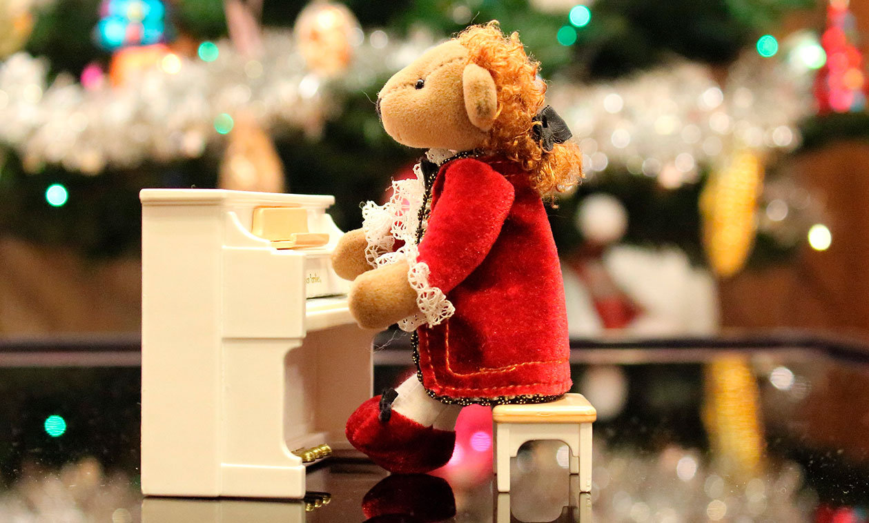 Tu playlist alternativa para esta Navidad