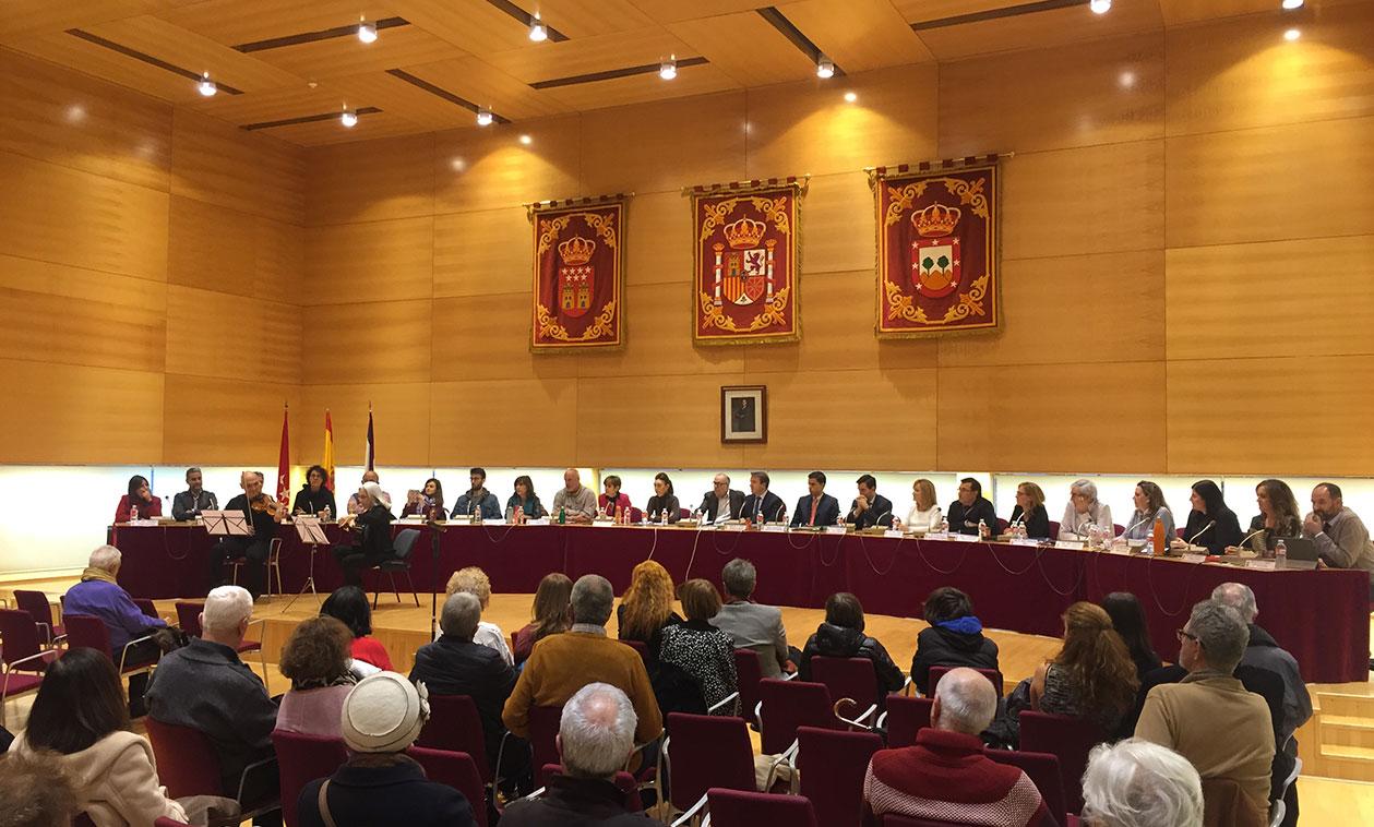 El Pleno municipal aprueba solicitar una oficina del Instituto Nacional de Seguridad Social en Tres Cantos
