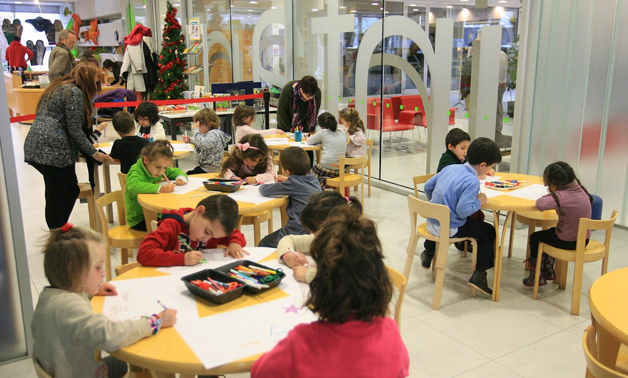"""La Biblioteca Municipal Lope de Vega organiza talleres infantiles para los """"Días de Navidad"""""""