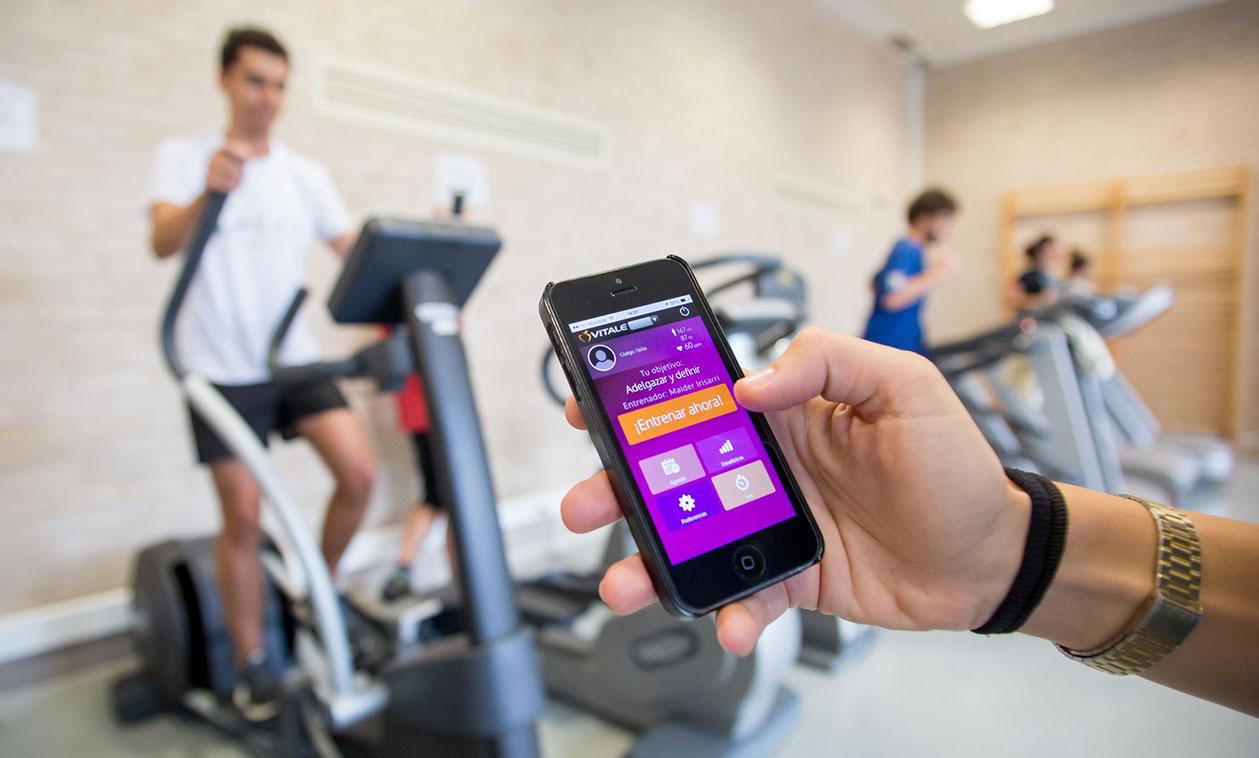 La Concejalía de Deportes ayuda a los abonados a Tres Cantos Deporte a superar tus retos, con la nueva aplicación VITALE