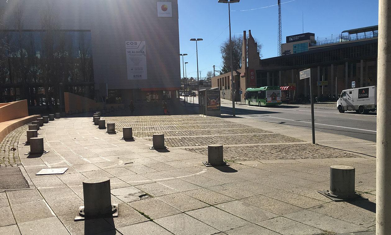 Ciudadanos (Cs) Tres Cantos pide la pavimentación de la Zona Centro