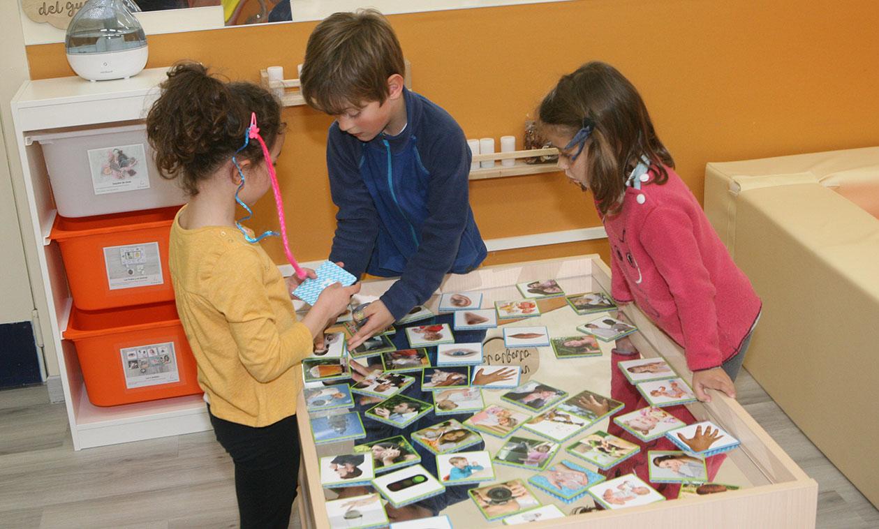 El colegio público Tierno Galván dispone de un nuevo espacio de estimulación multisensorial para los alumnos del aula TEA