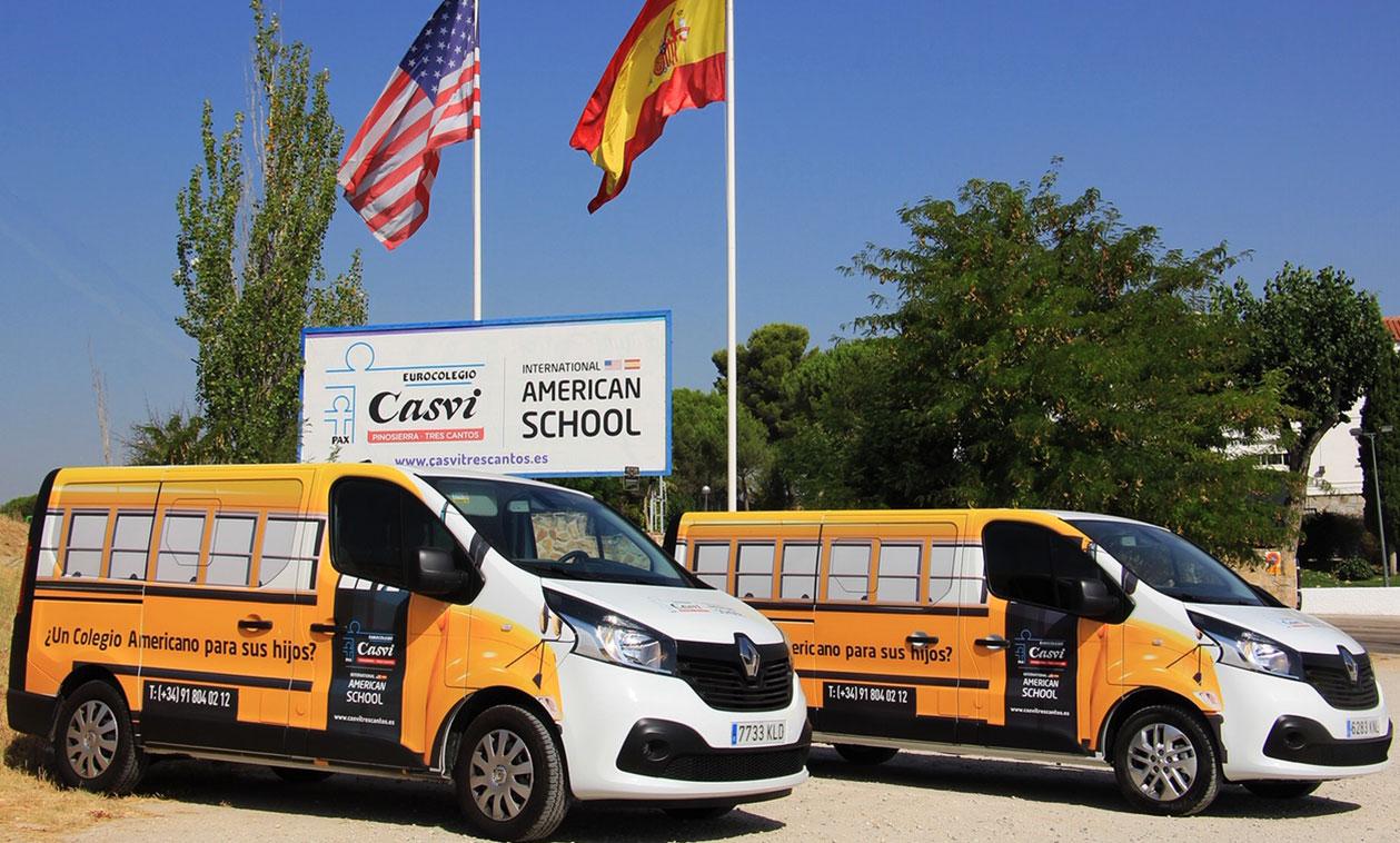 Casvi sigue subiendo el listón educativo en Tres Cantos