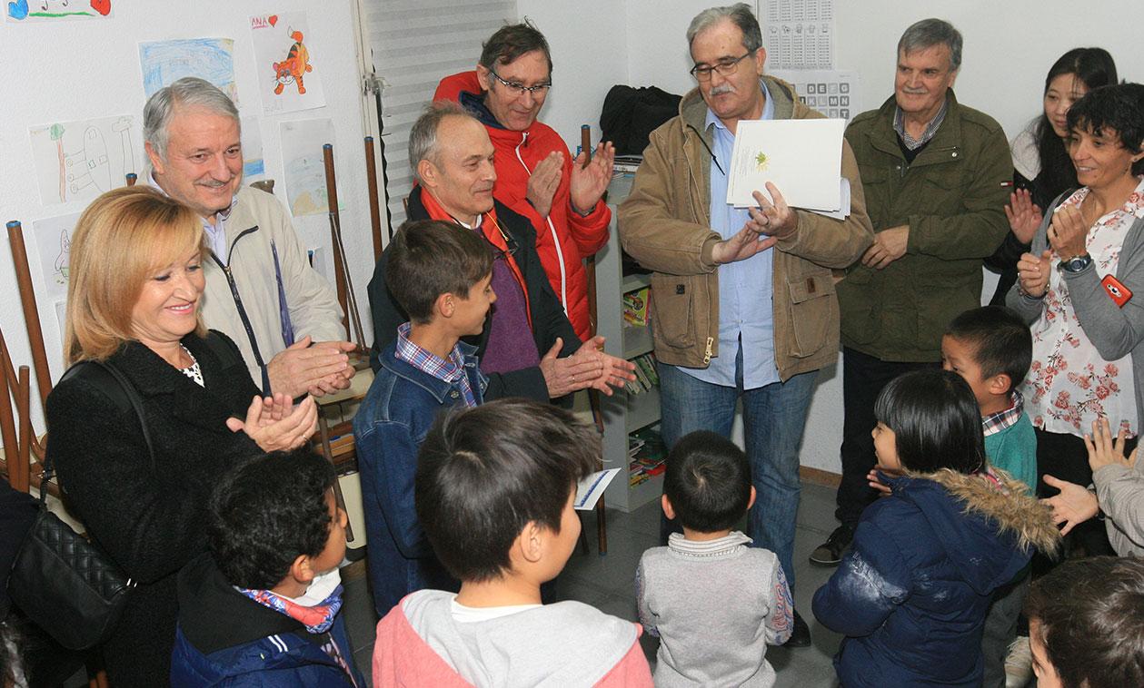 La Concejalía de Inmigración da continuidad a este proyecto que presta apoyo escolar a los niños de familias con menos recursos