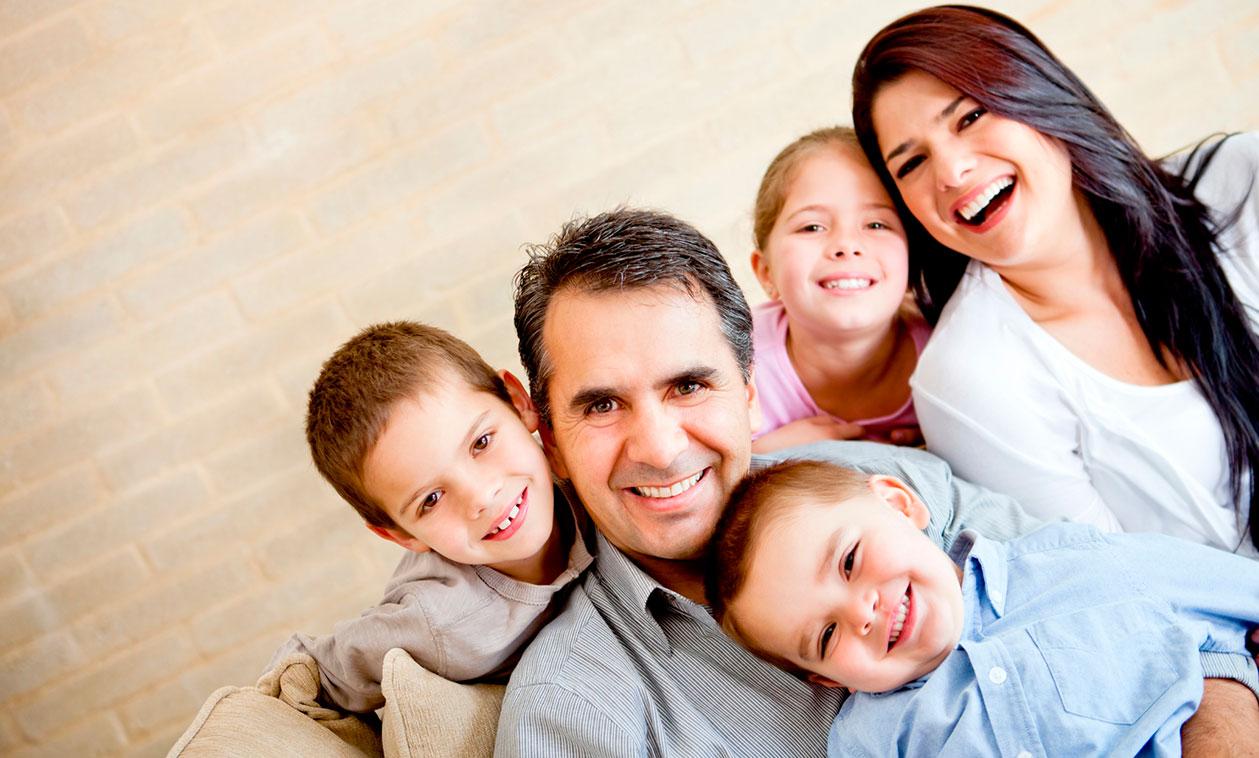 Las familias numerosas de Tres Cantos se benefician de un ahorro anual de 175.000 euros en el pago del IBI