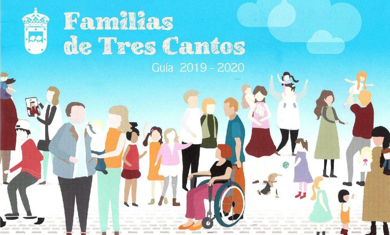 El Ayuntamiento elabora una guía en la que se recogen todos los recursos municipales para las familias de Tres Cantos