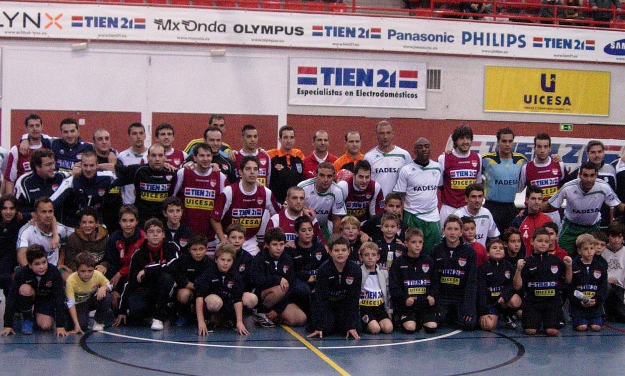 25 Aniversario del Unión Tres Cantos Fútbol Sala