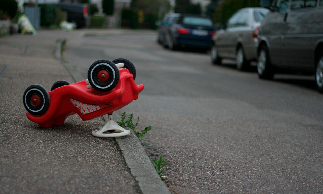 Cómo actuar ante un accidente de circulación