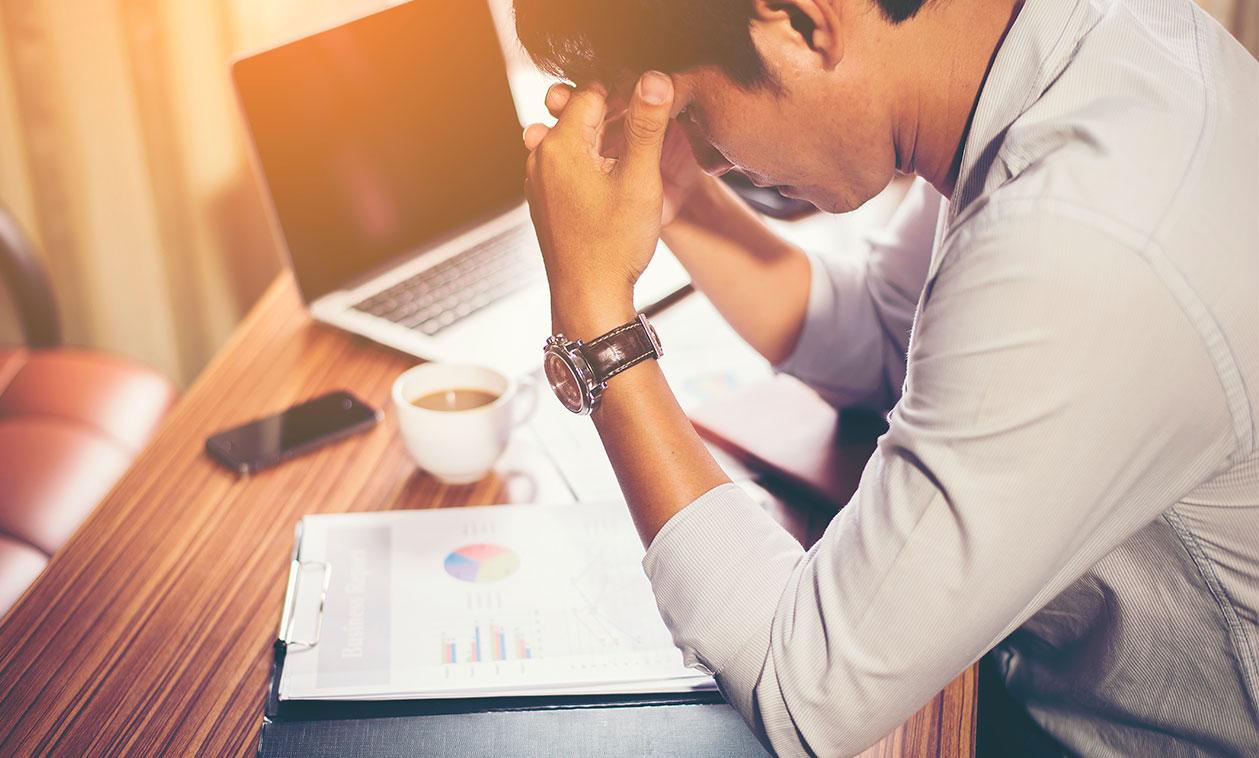 El estrés malo o distrés: ese gran conocido