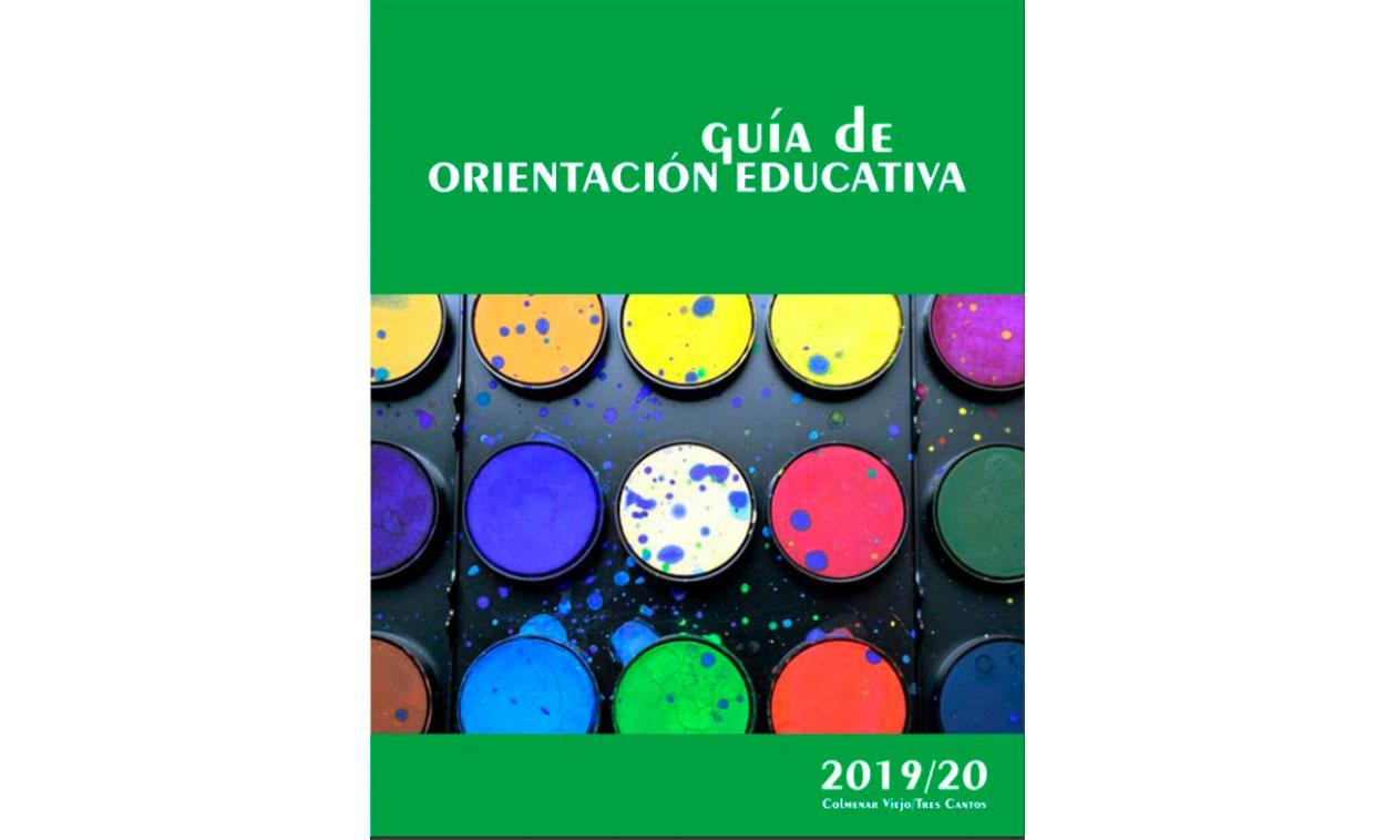 Disponible la Guía de Orientación Educativa 2019-2020
