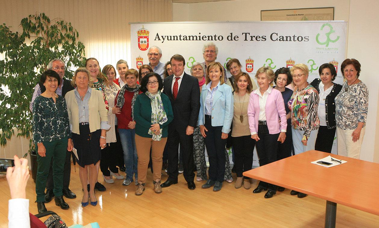 Tres Cantos cuenta con 286 voluntarios activos registrados