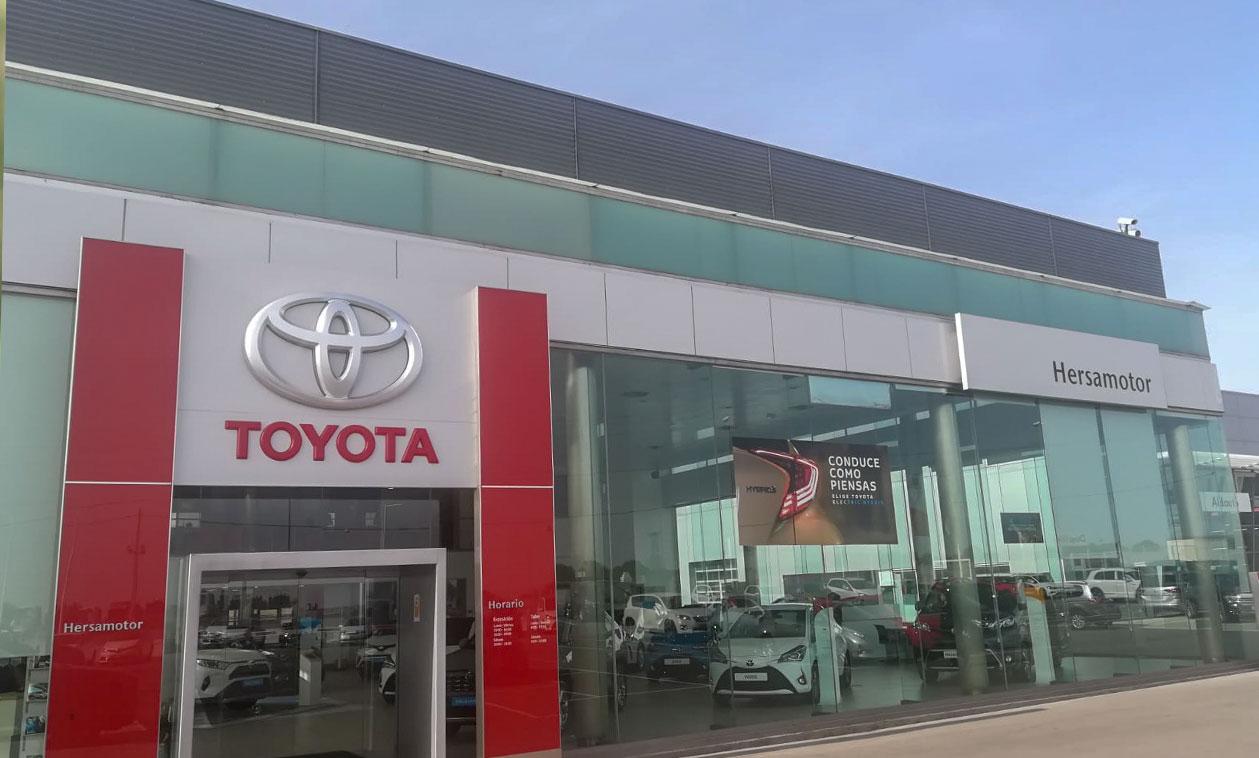 Toyota Hersamotor, cada vez más presente en Tres Cantos