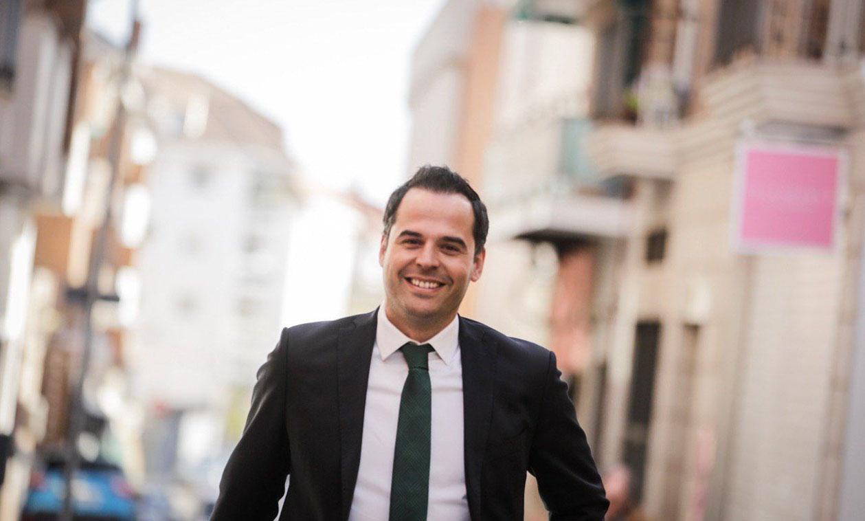 [VÍDEO] Entrevista a Ignacio Aguado