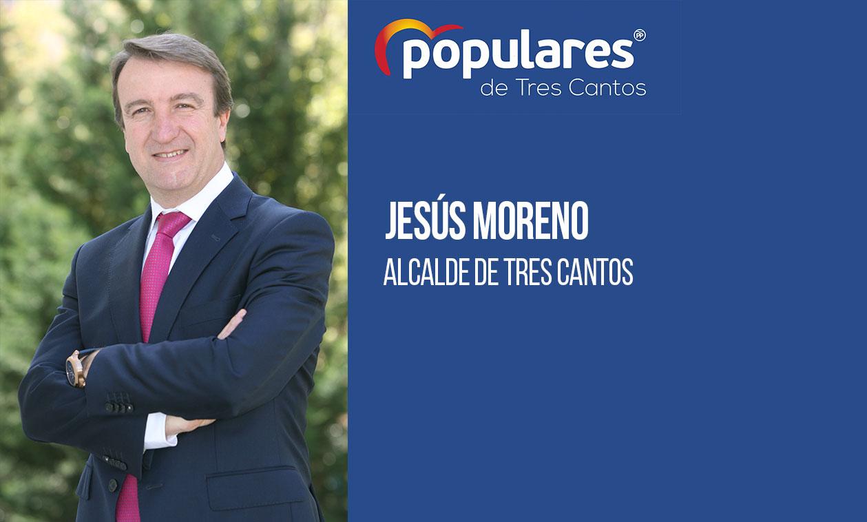 Jesús Moreno se reúne con los portavoces de los partidos que obtuvieron representación