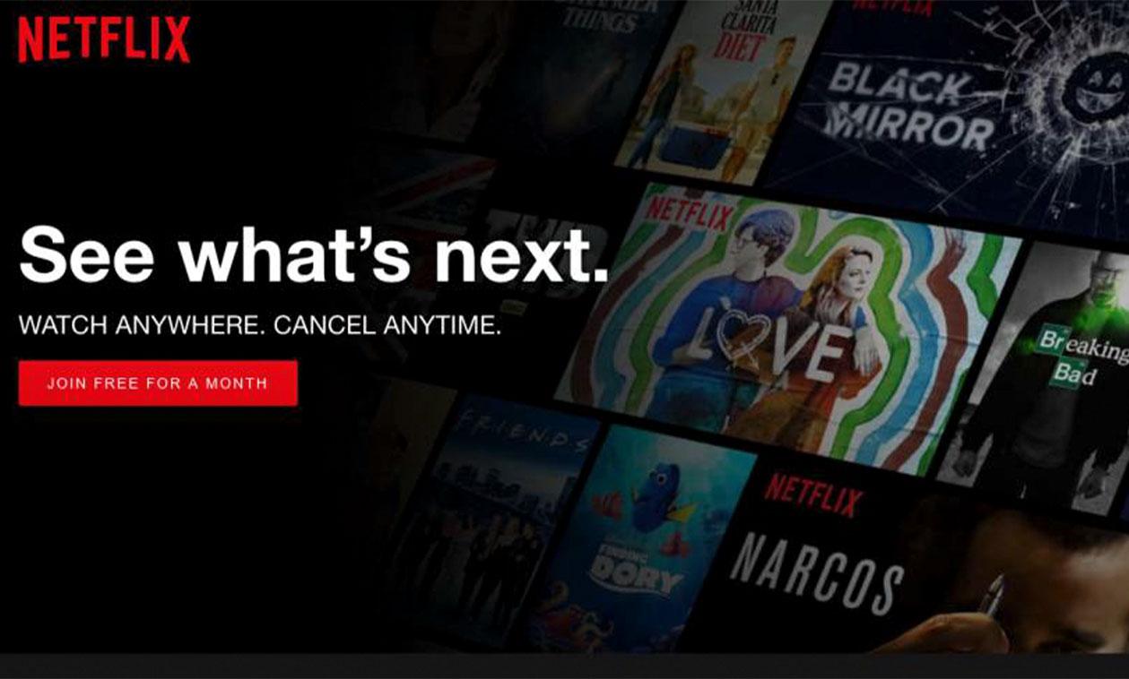 Presentación de los estudios de Netflix en Tres Cantos