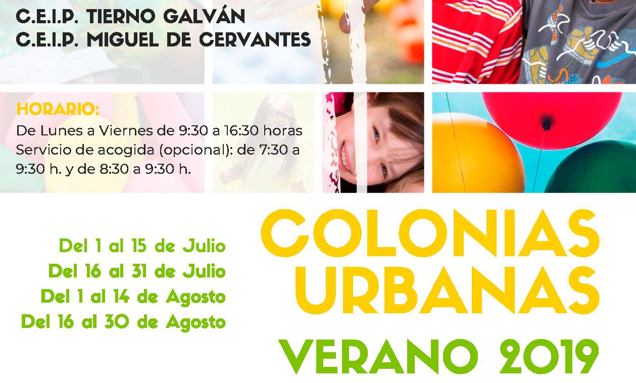 Oferta de actividades destinada a niños y jóvenes para el verano 2019