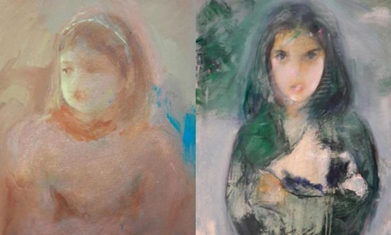 Fiz Domínguez mostrará su último trabajo titulado «Brianna»