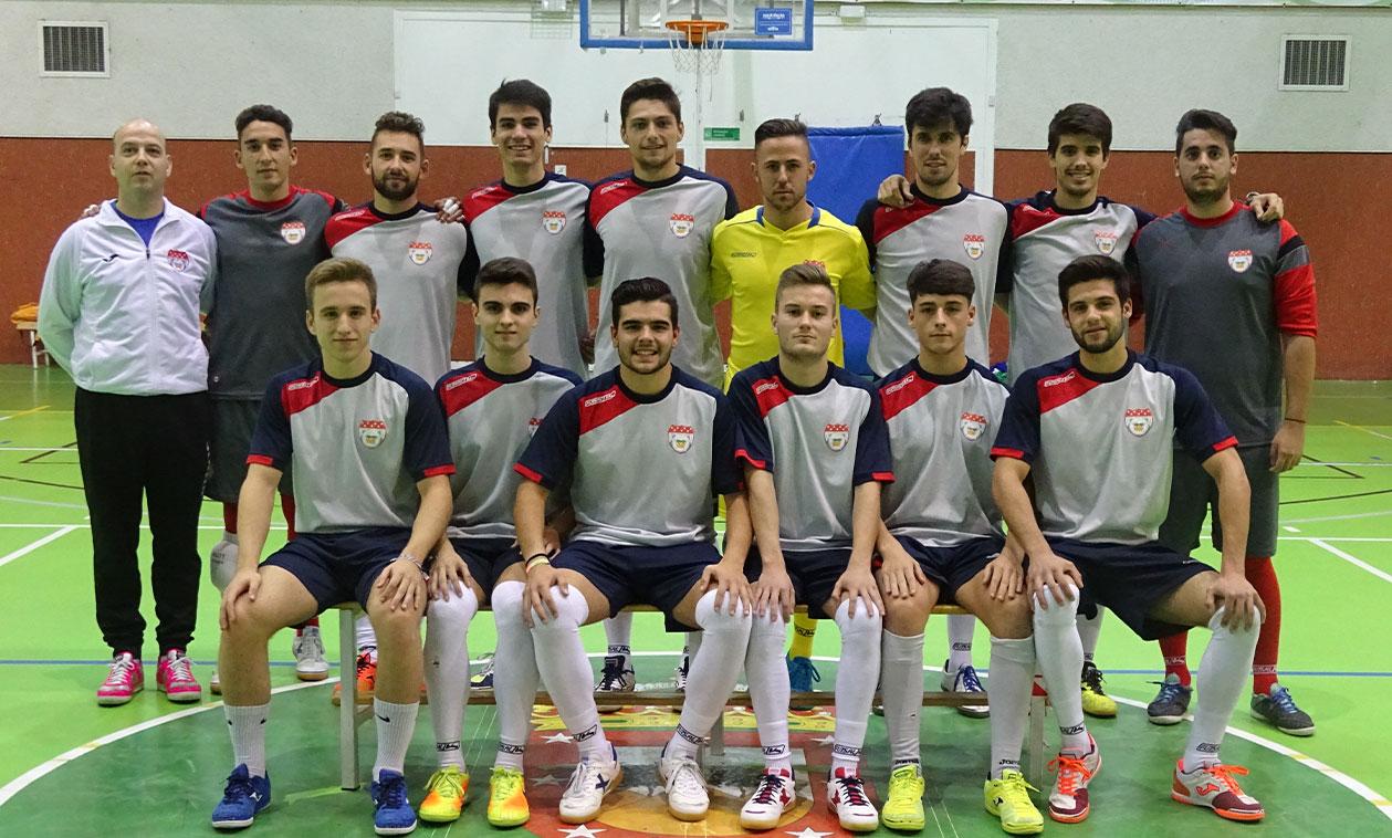 FÚTBOL SALA | Campeón de Liga del Grupo IV de Tercera División