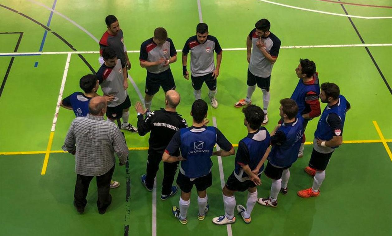 El Unión Tres Cantos y el Alcorcón FS se juegan el ascenso a Segunda B