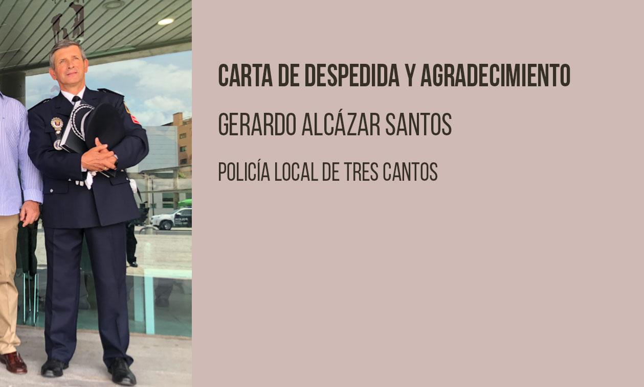 GERARDO ALCÁZAR | Hasta siempre chavales: ¡me jubilo!
