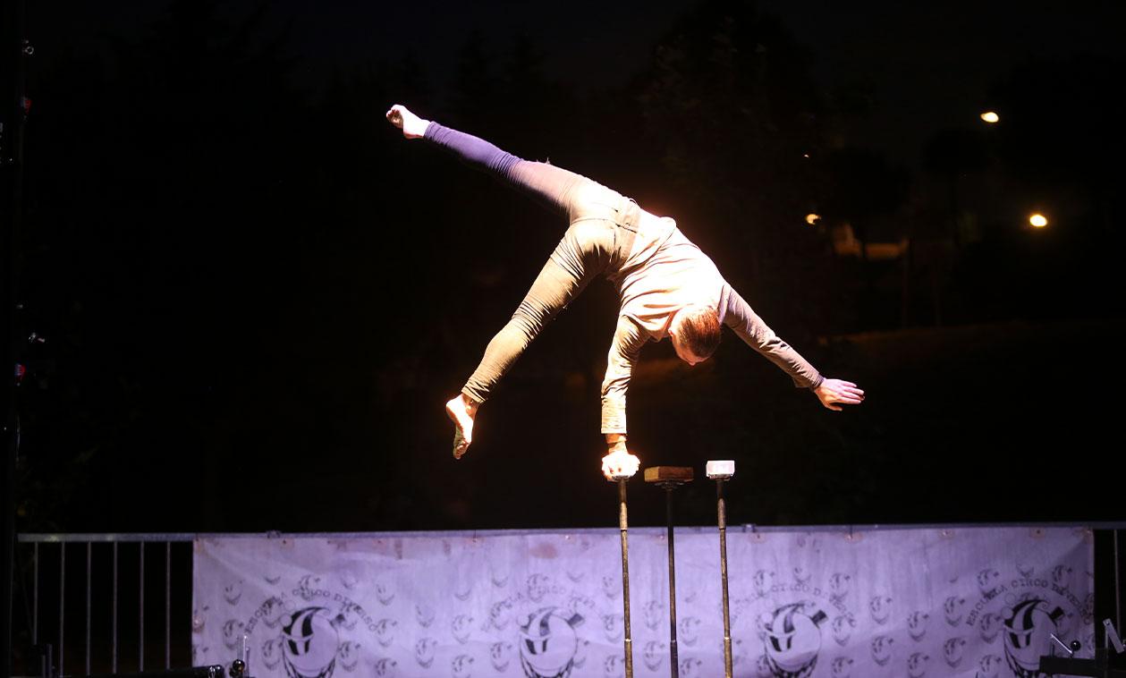 La Escuela Diverso presenta una Gala de Circo para todos los públicos
