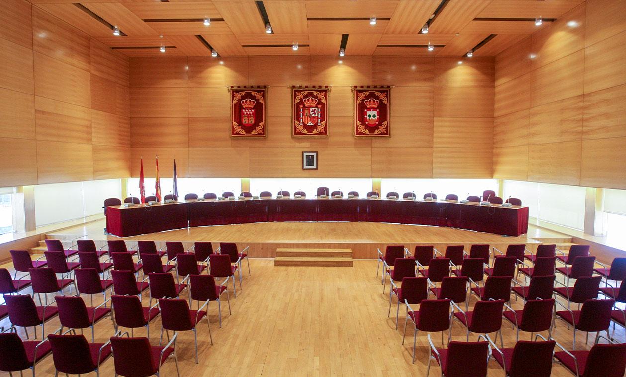 El sábado se celebrará el Pleno de constitución del Ayuntamiento de Tres Cantos