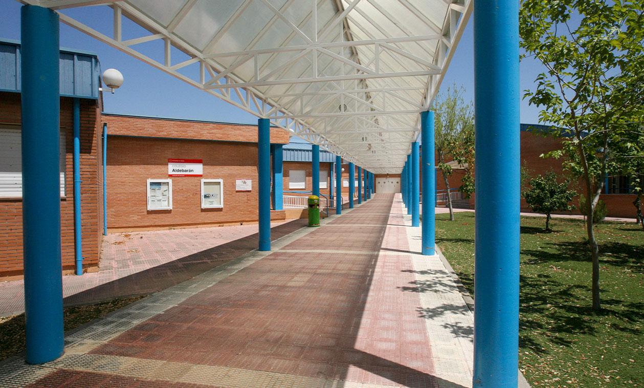 Inversión de 2 millones de euros en las obras de mejoras de los colegios públicos