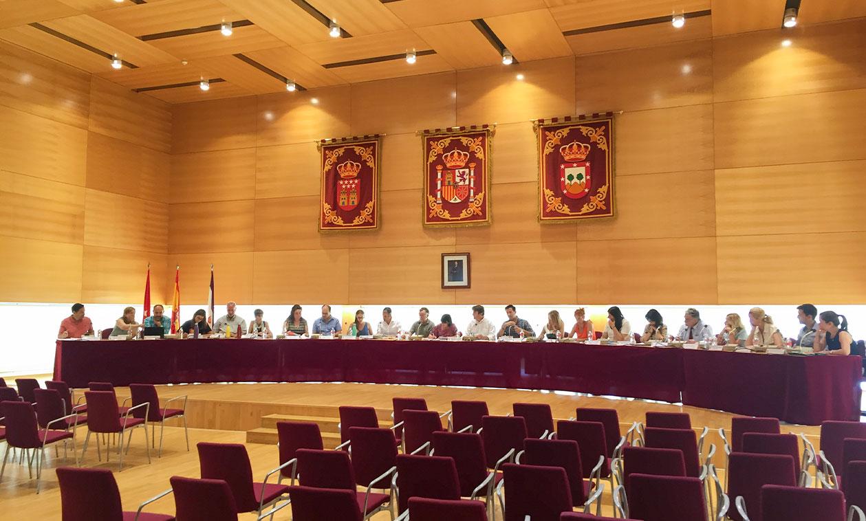 El Pleno aprueba la nueva organización municipal para los próximos cuatro años bajo la premisa de la austeridad