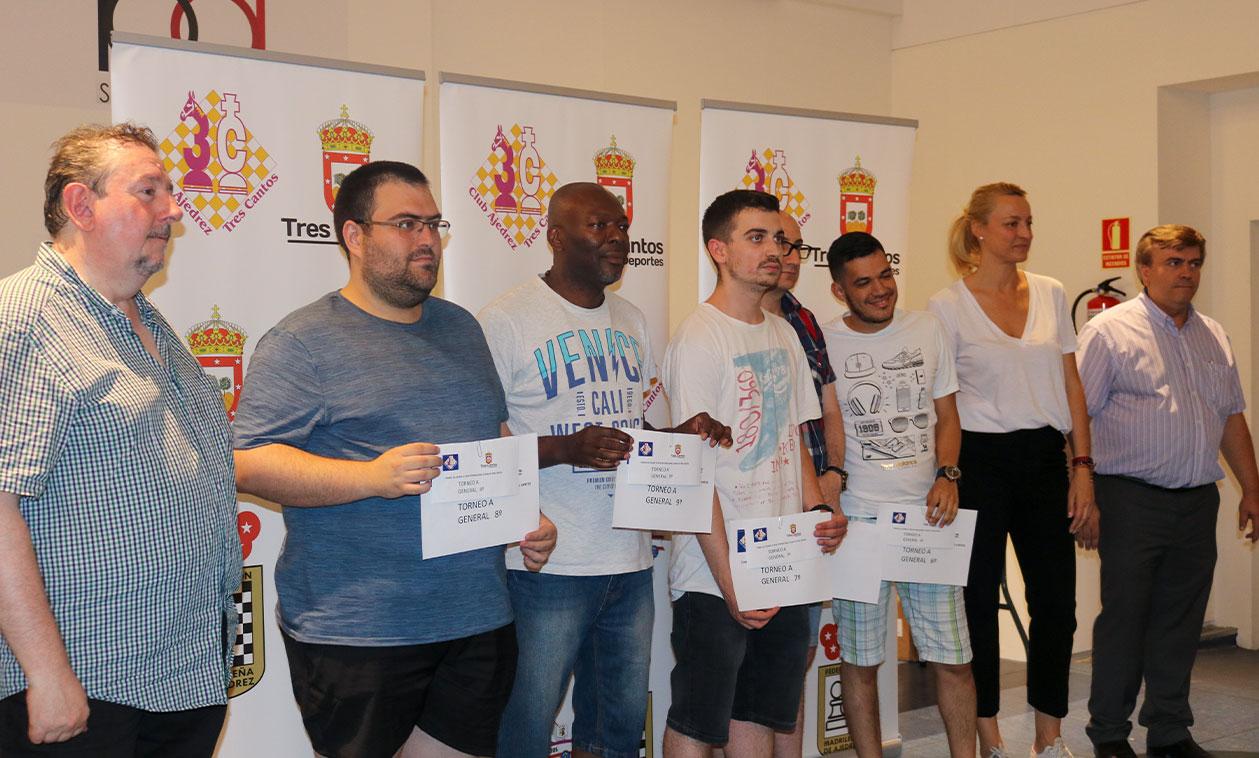 XI Open Internacional Ciudad de Tres Cantos