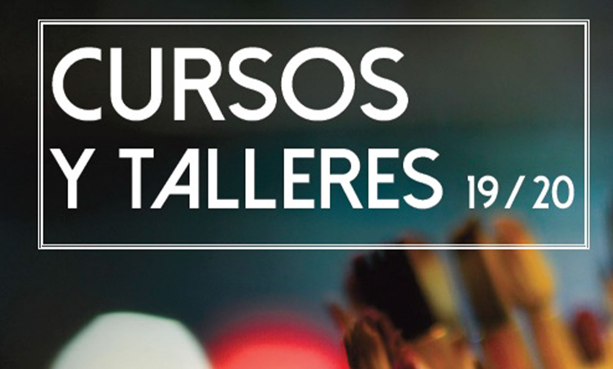 Cursos y Talleres culturales 2019-2020 en Tres Cantos