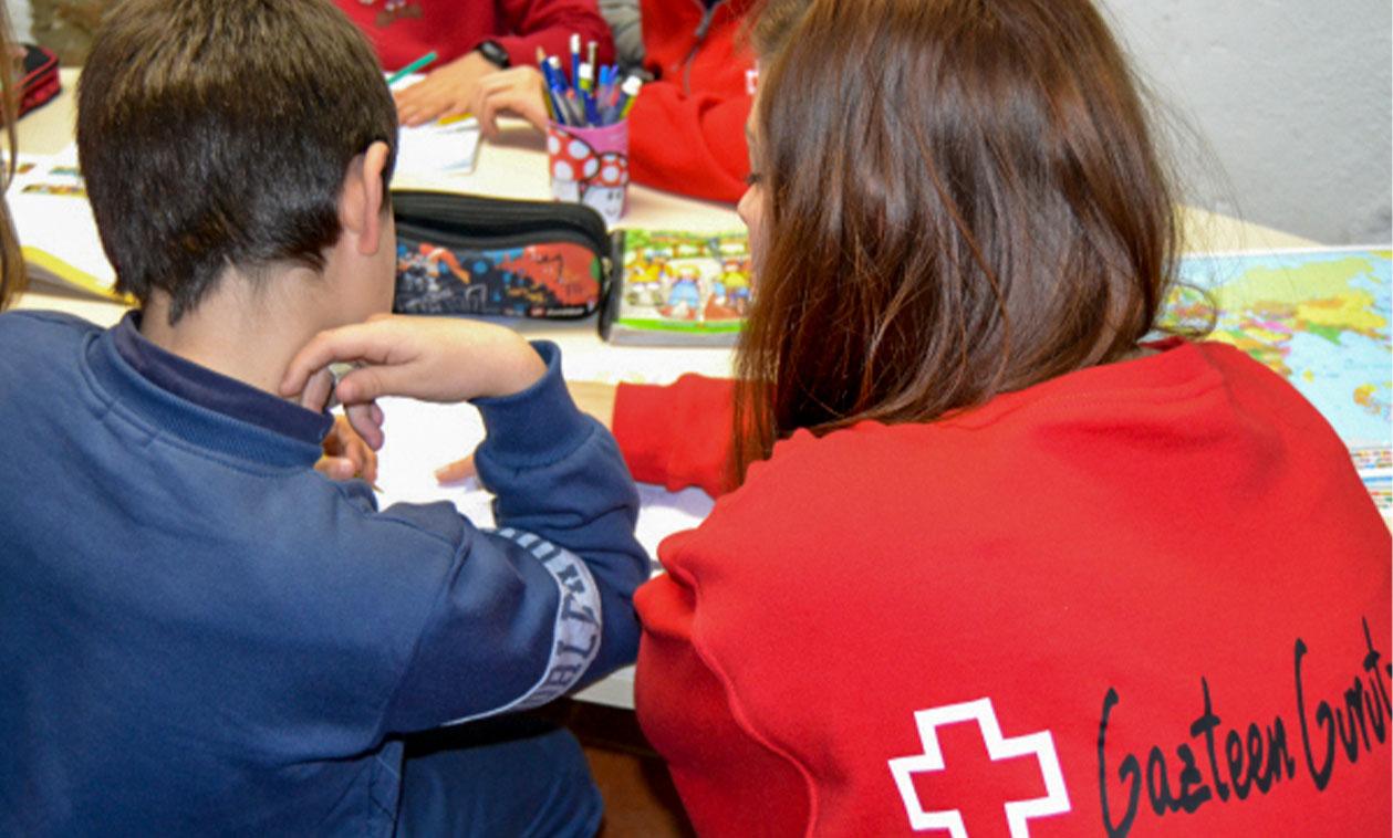 El PIV de Tres Cantos busca voluntarios para dar clases de refuerzo a niños durante el curso escolar