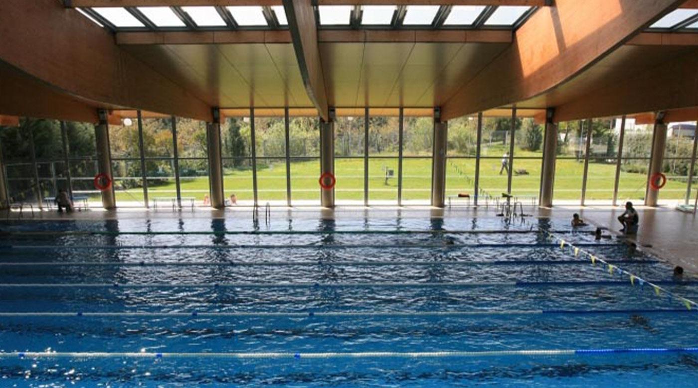 Sustitución de la cubierta de la piscina del Centro Deportivo Gabriel Parellada