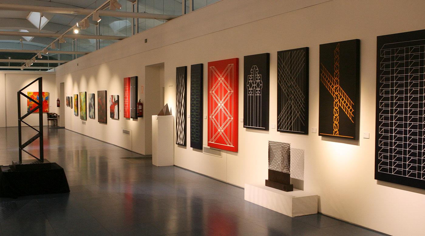 La exposición de los ganadores del Premio Sala Baluarte se amplia hasta febrero