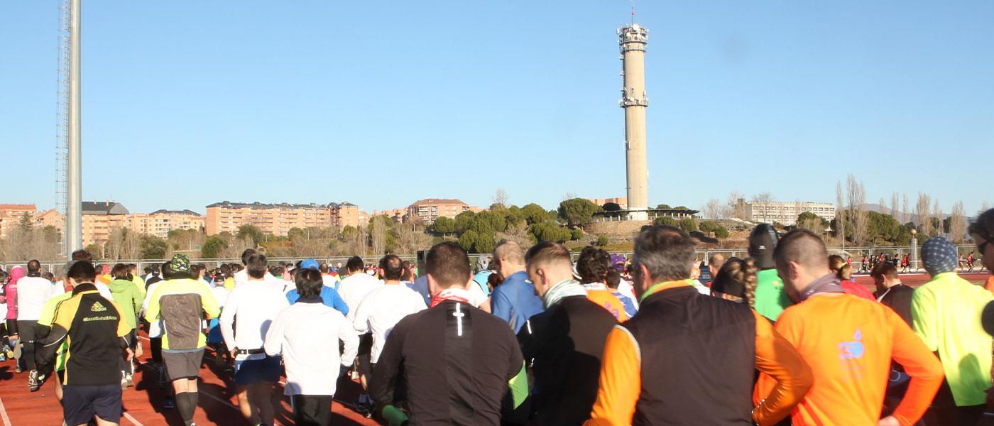 Miles de corredores participaron en la Vuelta Pedestre a Tres Cantos