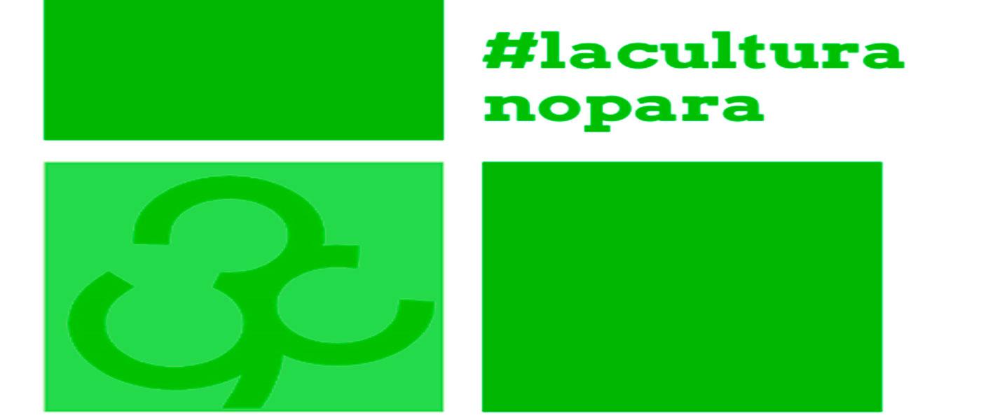 Tres Cantos aúna su programación online bajo el lema #laculturanopara