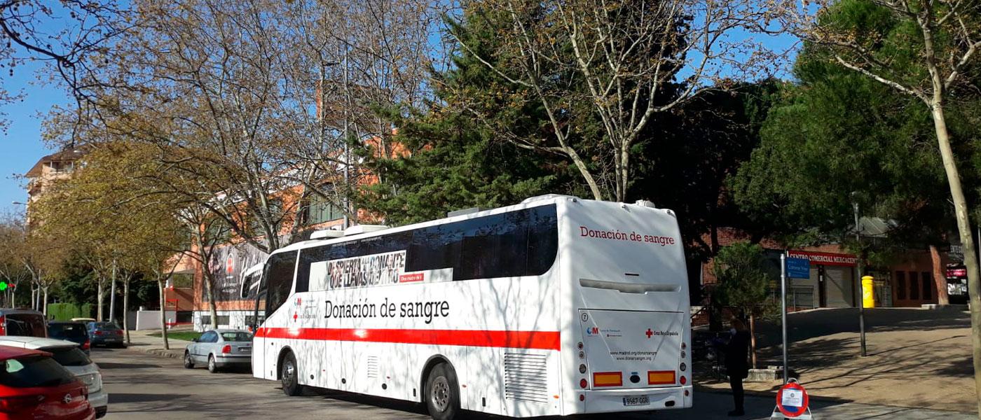 La Comunidad de Madrid convoca a una nueva donación de sangre en Tres Cantos