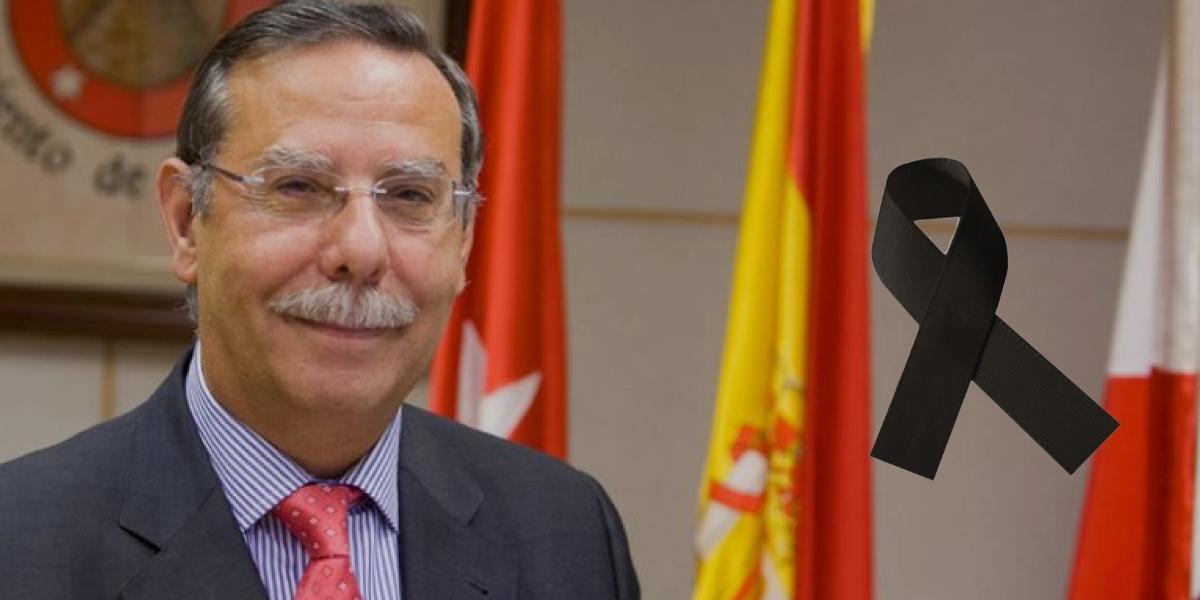 Don José Folgado Blanco, D.E.P.