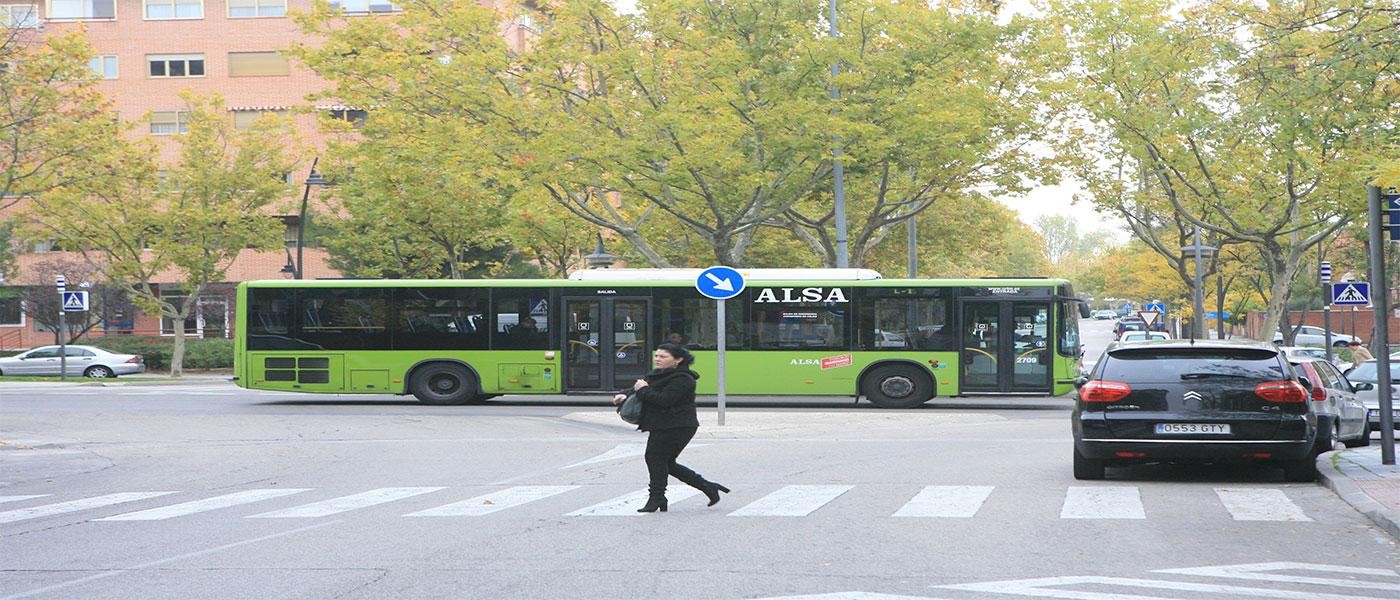La Comunidad de Madrid establece medidas extraordinarias en el transporte público