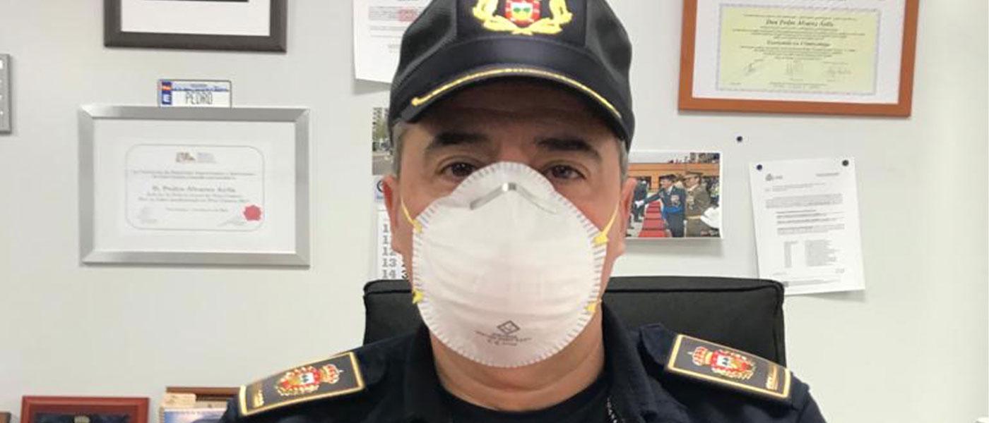 ENTREVISTA  |  Pedro Álvarez, Oficial Jefe de la Policía Local de Tres Cantos