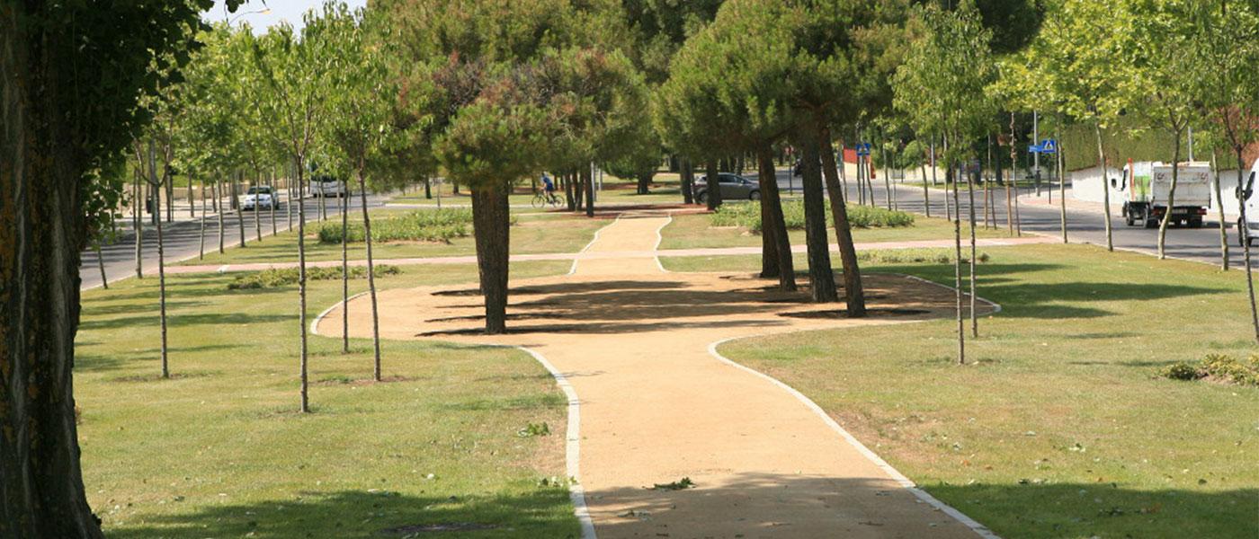 El Ayuntamiento reorganiza los espacios públicos para las salidas a pasear o hacer deporte
