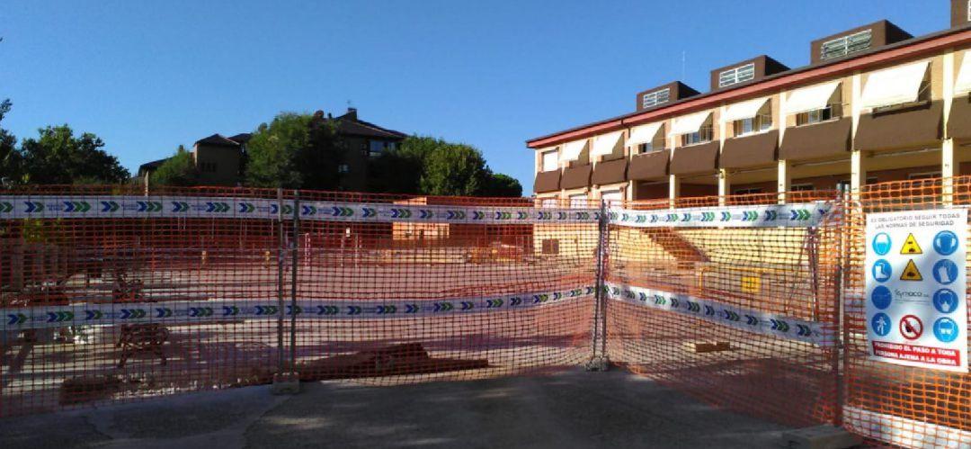 Medio millón de euros para las mejoras en los colegios públicos