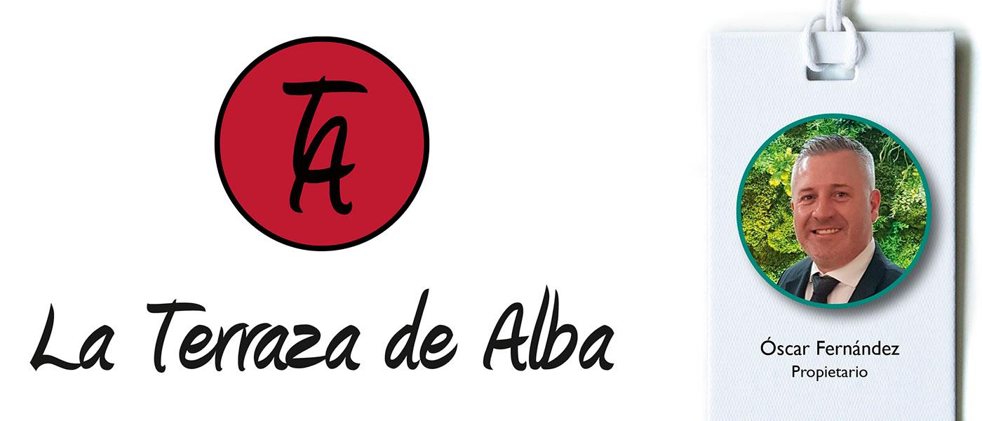 Entrevista a La Terraza de Alba