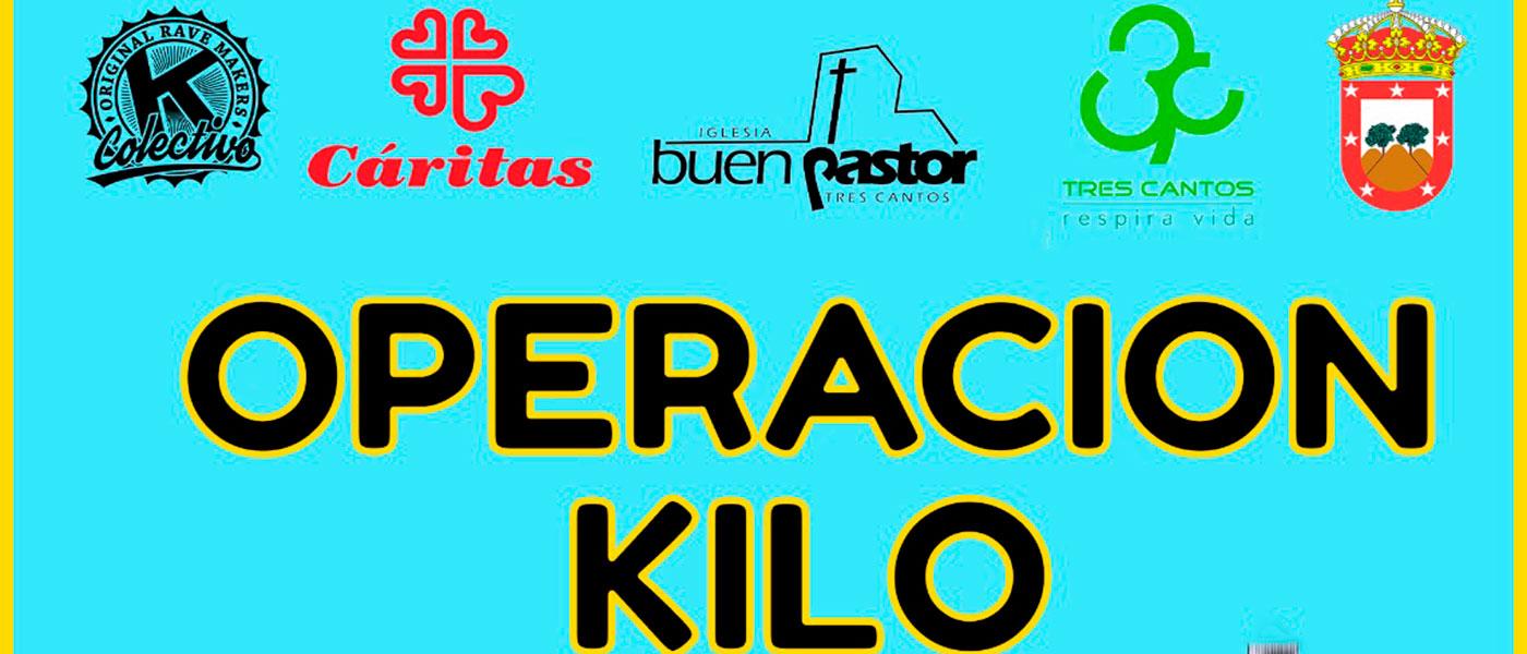 La asociación juvenil Colectivo K pone en marcha la 'Operación Kilo' para la recogida solidaria de alimentos