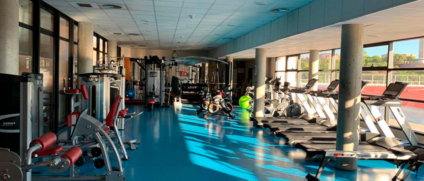 Abren los gimnasios de los centros deportivos municipales de Tres Cantos