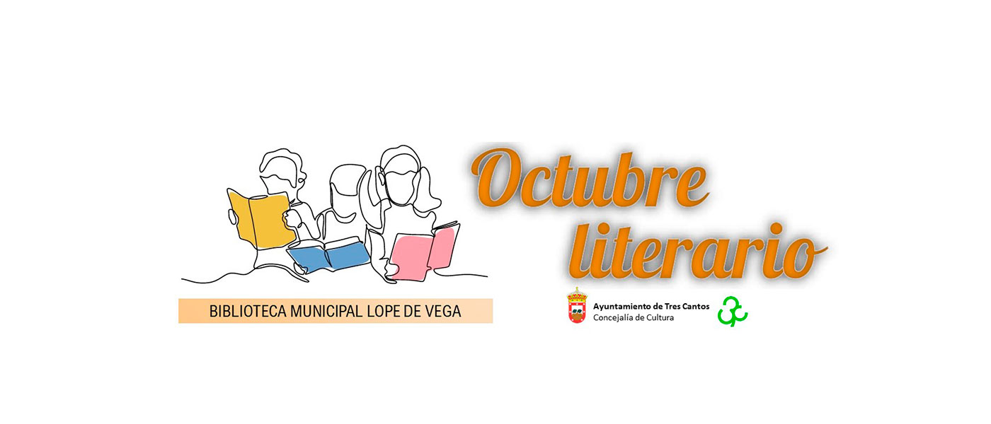 La Biblioteca Municipal Lope de Vega organiza un 'octubre literario'