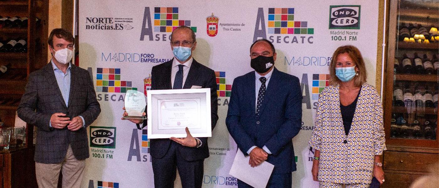 Entrega de los Premios Empresariales ASECATC 2020