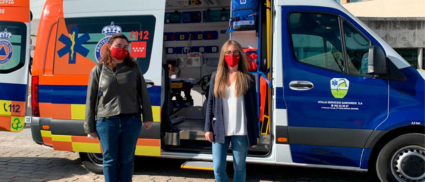 «Un año de ambulancia municipal gracias al PSOE «