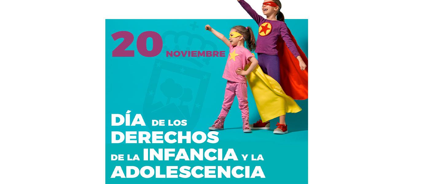 Programación especial con motivo del mes de los Derechos de la Infancia y la Adolescencia